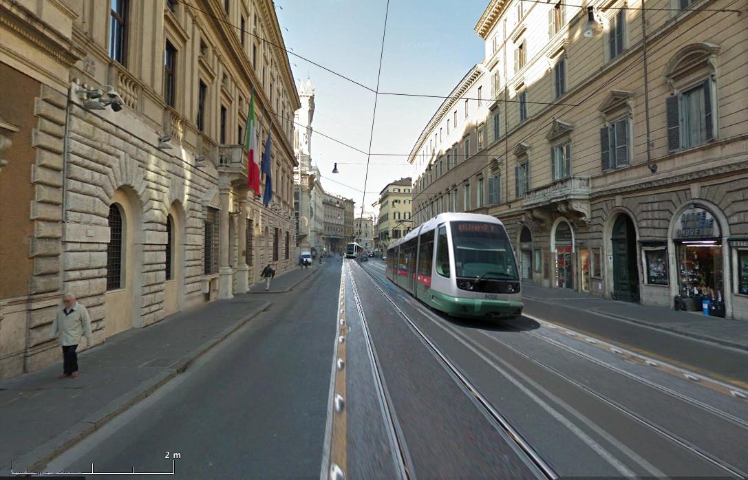 Il tram di renzo emili roma progetto sistemistico - Corso di design roma ...